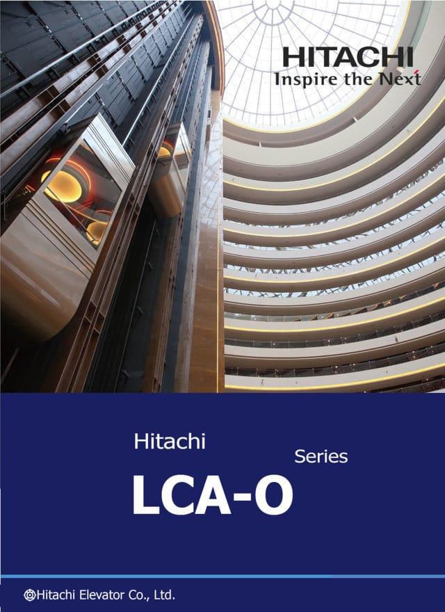 Thang máy quan sát Hitachi