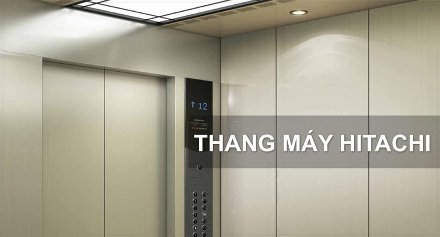 Thang máy Hitachi